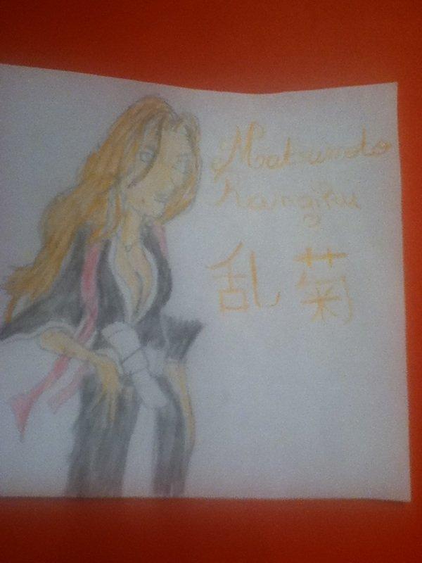 Rangiku mon dessin