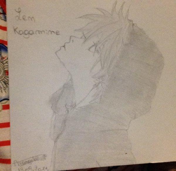 Fan'art Len Kagamine