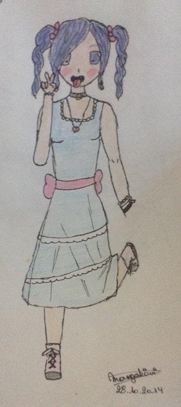 Nouvel Oc:Yumiko Sukechi