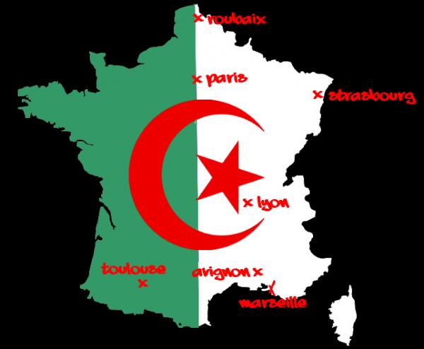 La France est à nous !