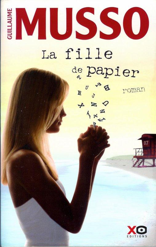 La fille de papier (Guillaume Musso)
