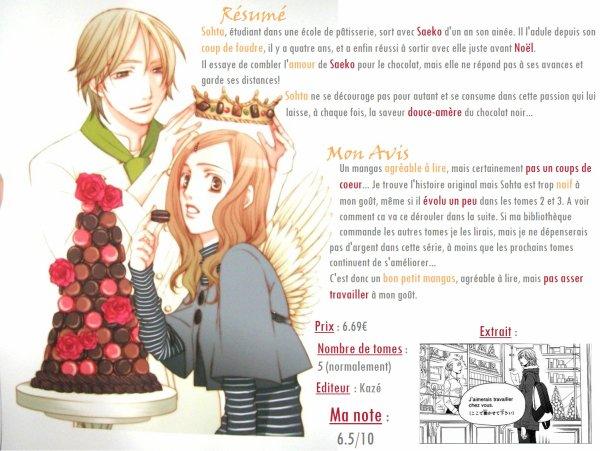 Heartbroken Chocolatier (Mizushiro Setona)