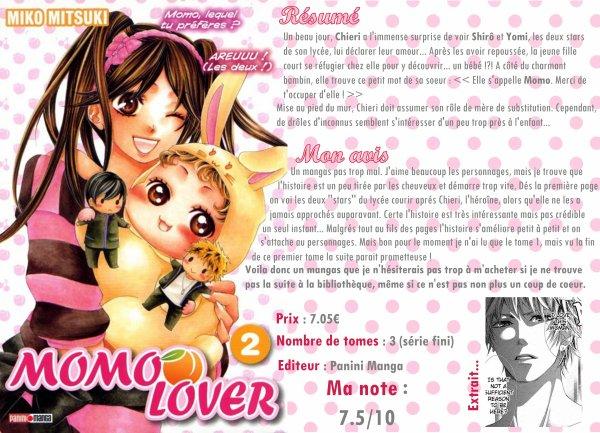 Momo Lover (Miko Mitsuki)