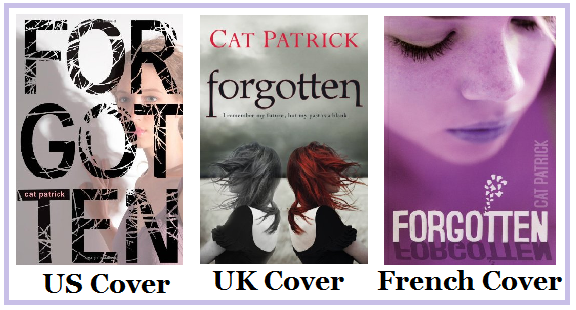 Forgotten (Cat Patrick)