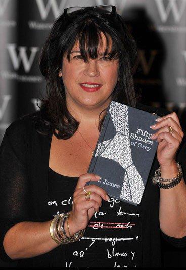 50 Nuances de Grey : un 4eme roman en préparation ?