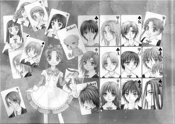 L'Académie Alice, Manga Shojô ~ ★