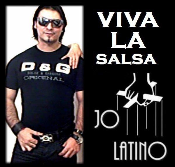 Jo latino Chante La Salsa