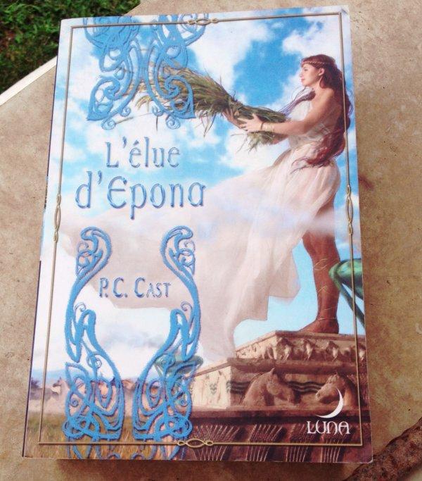 Chronique : L'élue d'Epona (tome 1)