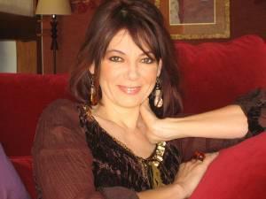 Corinne Reignier, autrice du Portrait d'Iris