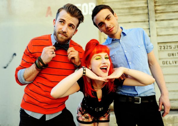 Yes, Paramore is (still) a Band ♥