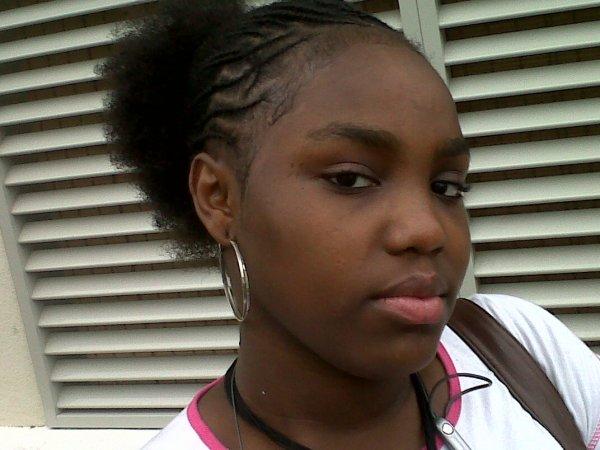 Atii Yams girl