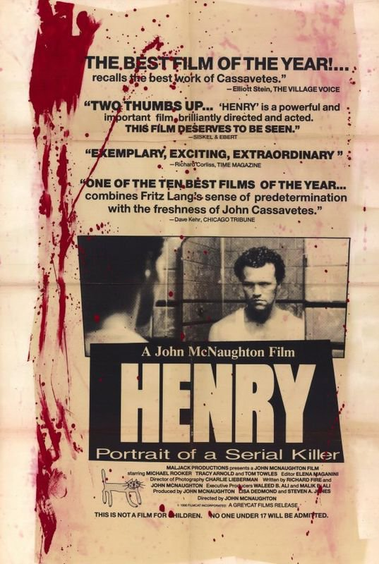 Henry, portrait d'un serial killer