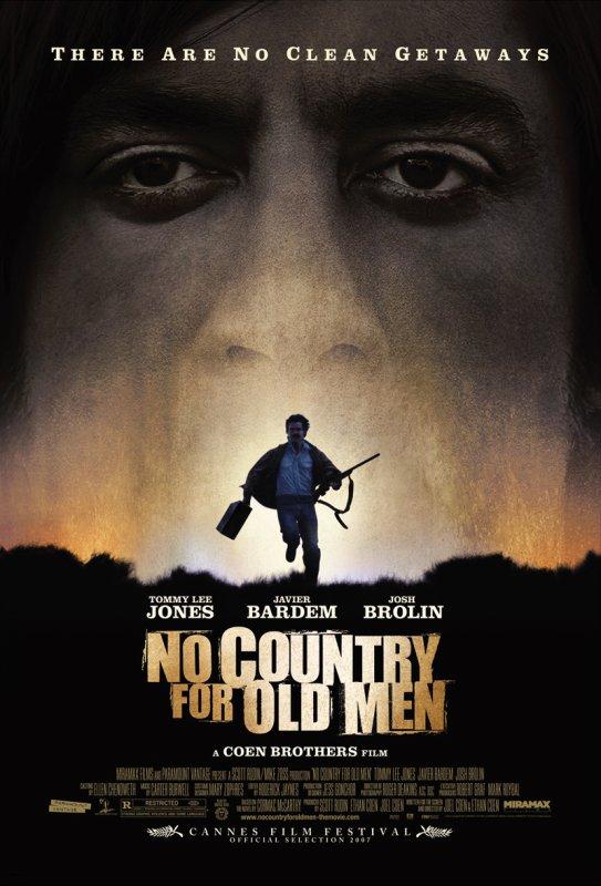 Non, ce pays n'est pas pour le vieil homme