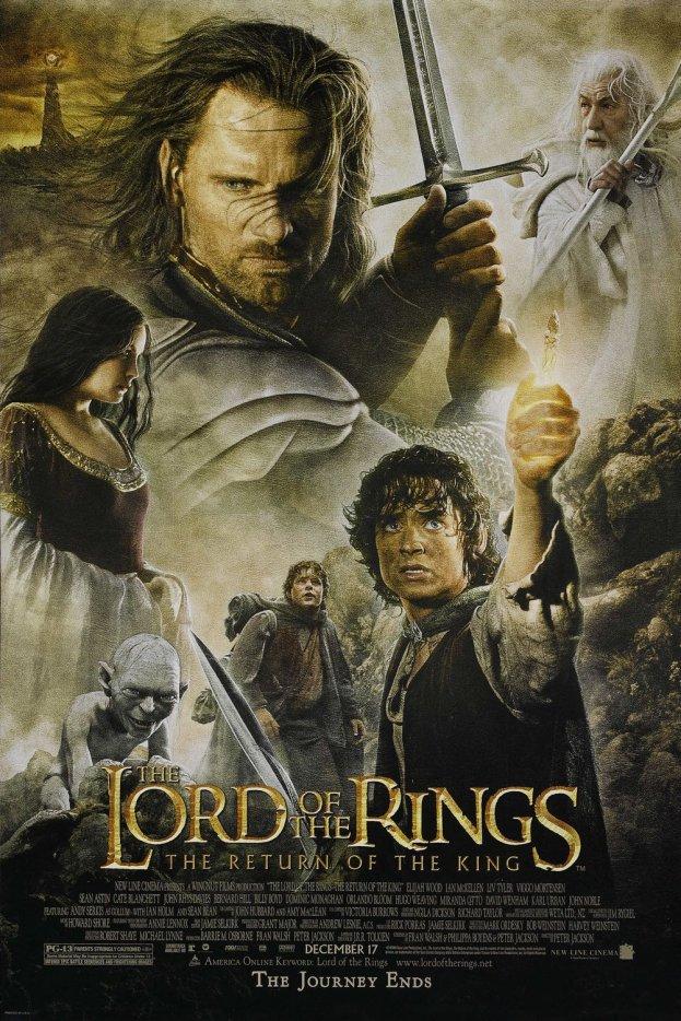 [size=16px][g]Le Seigneur des Anneaux : le retour du Roi