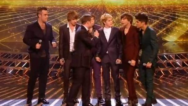 One Direction a X-Factor
