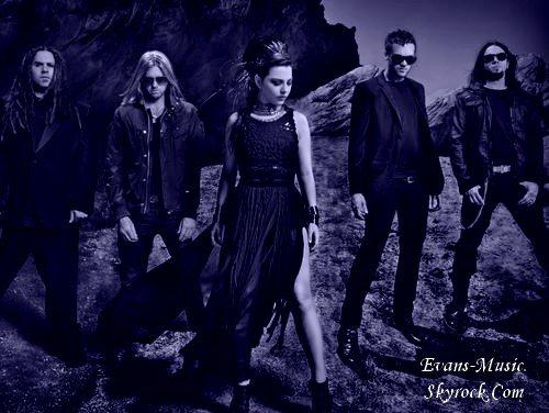 Tout Sur Evanescence Et Encore Plus Sur Amy Lynn Lee Hartzler !