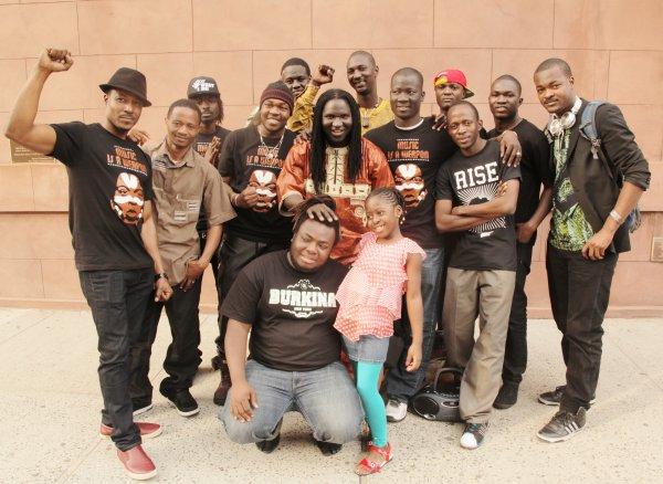 Lutte pour l'alternance politique au Faso : Des burkinabè vivant aux Etats-Unis se constituent en collectif