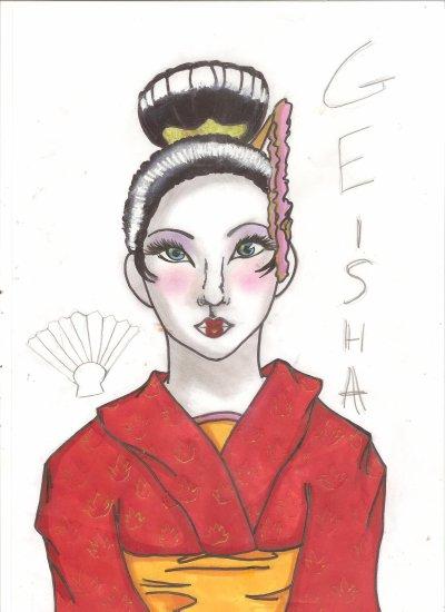 Geisha u_u yo !