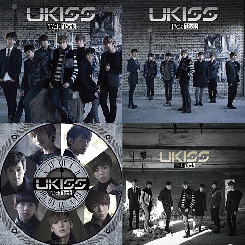 U-KISS - Tick Tack [Japanese debut track]