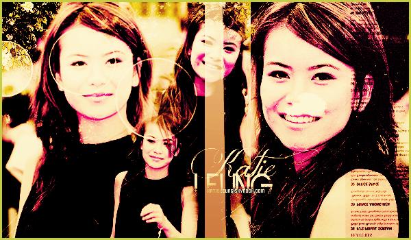 - • Ta source d'actualité sur la ravissante Katie Liu Leung ! -