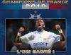 MARSEILLE CHAMPION DE FRANCE !!!!