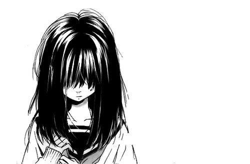 """""""Garde la tête haute, souris et dis toi qu'il n'y a pas plus idiot que toi."""" Une petite fille masquée."""