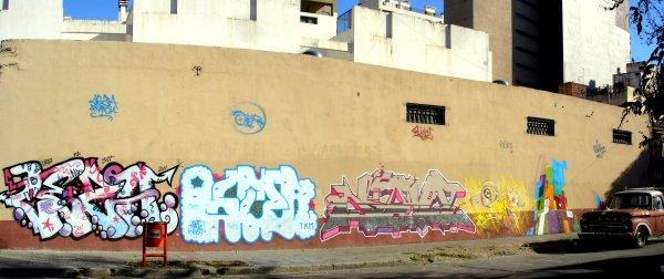 Peinture en Argentine