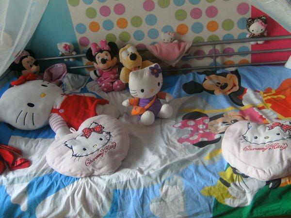 voila ma chambre