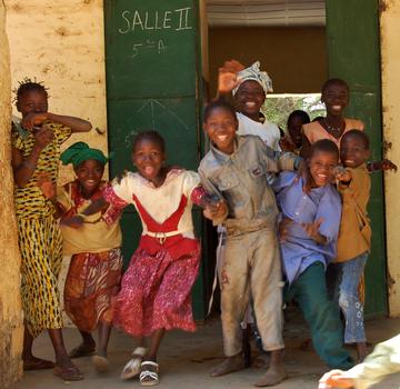 Mon amour d'Afrique...