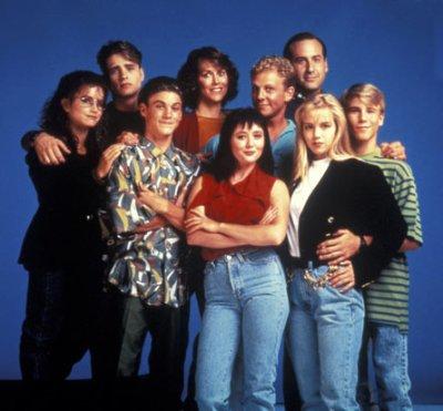 La première bande de Beverly Hills 90210