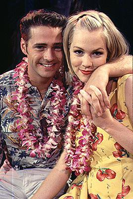 Kelly Taylor & Brandon Walsh
