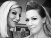 Tori Spelling & Jennie Garth