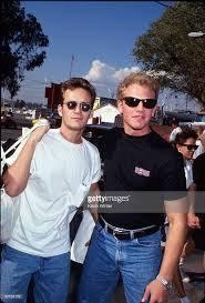 Luke Perry & Ian Ziering