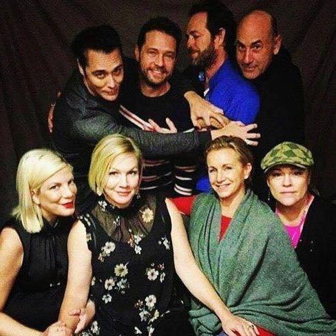 Les acteurs de Beverly Hills 90210