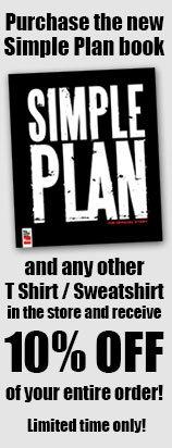 Livre Simple Plan , Le jour J (: