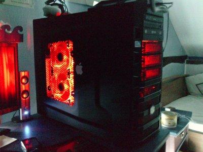Voici mon PC fais par moi même!