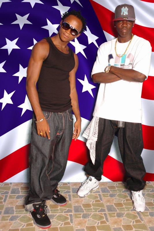 WALLACE & LIL'CLIF...AMERICAN BOY