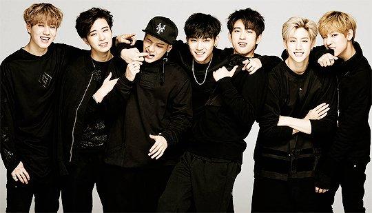 Kpop bands : Les groupes que j'écoute + Chansons du moment