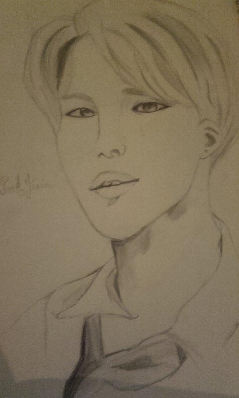 Fan art de Park Jimin ~FairyNijikoTail~