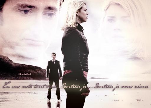 Le Docteur & Rose ~ 2x13 Adieu Rose J'ai mis le feu à un soleil pour vous dire au revoir.