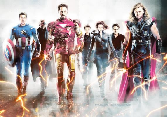Cin℮ma Seuls les Super-héros peuvent s'offrir une vie en couleur. Alan Moore