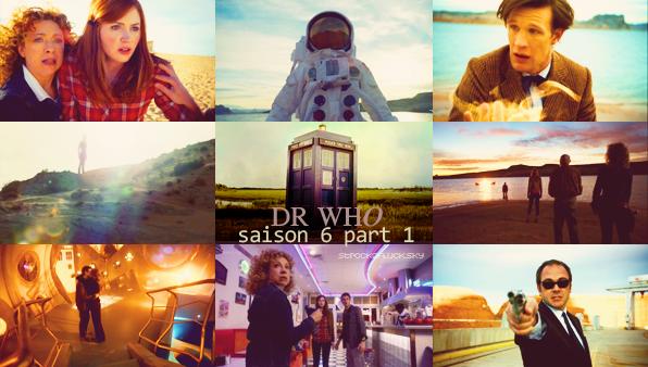 Dr Who est de retour sur france .4' avec la SAISON 6 Inédite tous les Samedi soirs