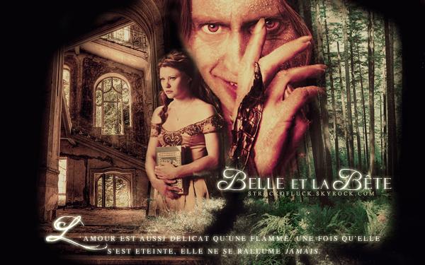 Belle & Rumplestiltkins ~ Once Upon A Time Pour t'avoir un jour regardée, ma vie entière est possédée ! Jules Canonge
