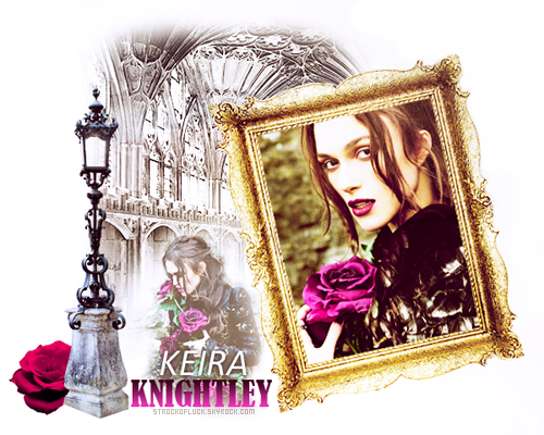 """Keira Knightley """"...  ce que je sais, c'est que tous les personnages que j'ai interprétés depuis le début sont incroyablement importants pour moi.""""  Fémina décembre 2012"""