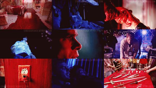 """Dexter garde son sang froid """"Les hommes teintent le monde aux couleurs de leurs passions successives."""" Gilbert Choquette"""