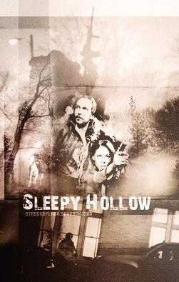 """Sleepy Hollow (Fox) """"Une série à perdre la tête"""" Télérama"""