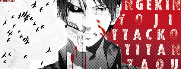 L'Attaque des Titans ~ Shingeki no Kyojin Dis, si on arrive à exterminer les titans en se changeant en monstre... Est-ce que c'est une victoire pour l'humanité ? Jean