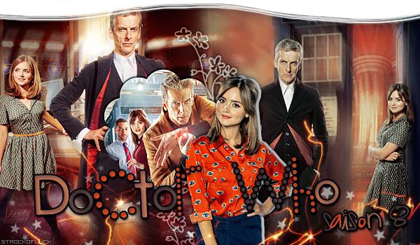 Dr Who est de retour sur france .4' avec la SAISON 8 Inédite tous les Vendredis soirs