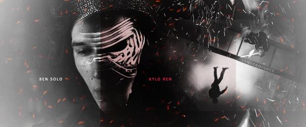 Pourquoi Kylo ren est devenu mon personnage préféré