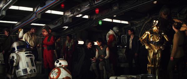 Star Wars 8 : Les Derniers Jedi - mon avis (avec spoilers)